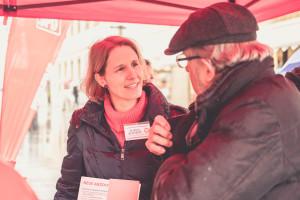 Maren Schmitt, SPD, Städtepartnerschaft, Bad Kissingen